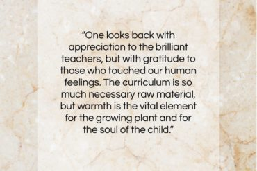 """Carl Jung quote: """"One looks back with appreciation to the…""""- at QuotesQuotesQuotes.com"""