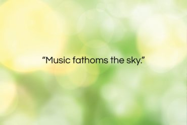 "Charles Baudelaire quote: ""Music fathoms the sky….""- at QuotesQuotesQuotes.com"