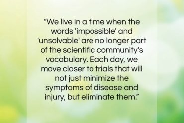 "Christopher Reeve quote: ""We live in a time when the words…""- at QuotesQuotesQuotes.com"