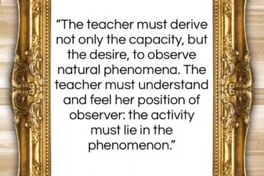 """Maria Montessori quote: """"The teacher must derive not only the…""""- at QuotesQuotesQuotes.com"""