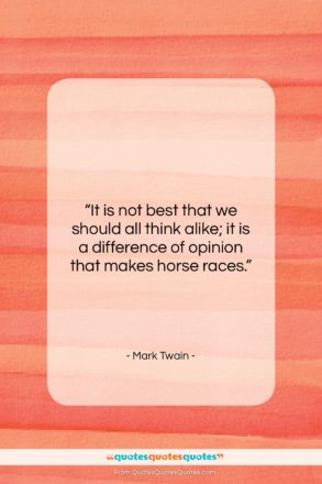 "Mark Twain quote: ""It is not best that we should…""- at QuotesQuotesQuotes.com"