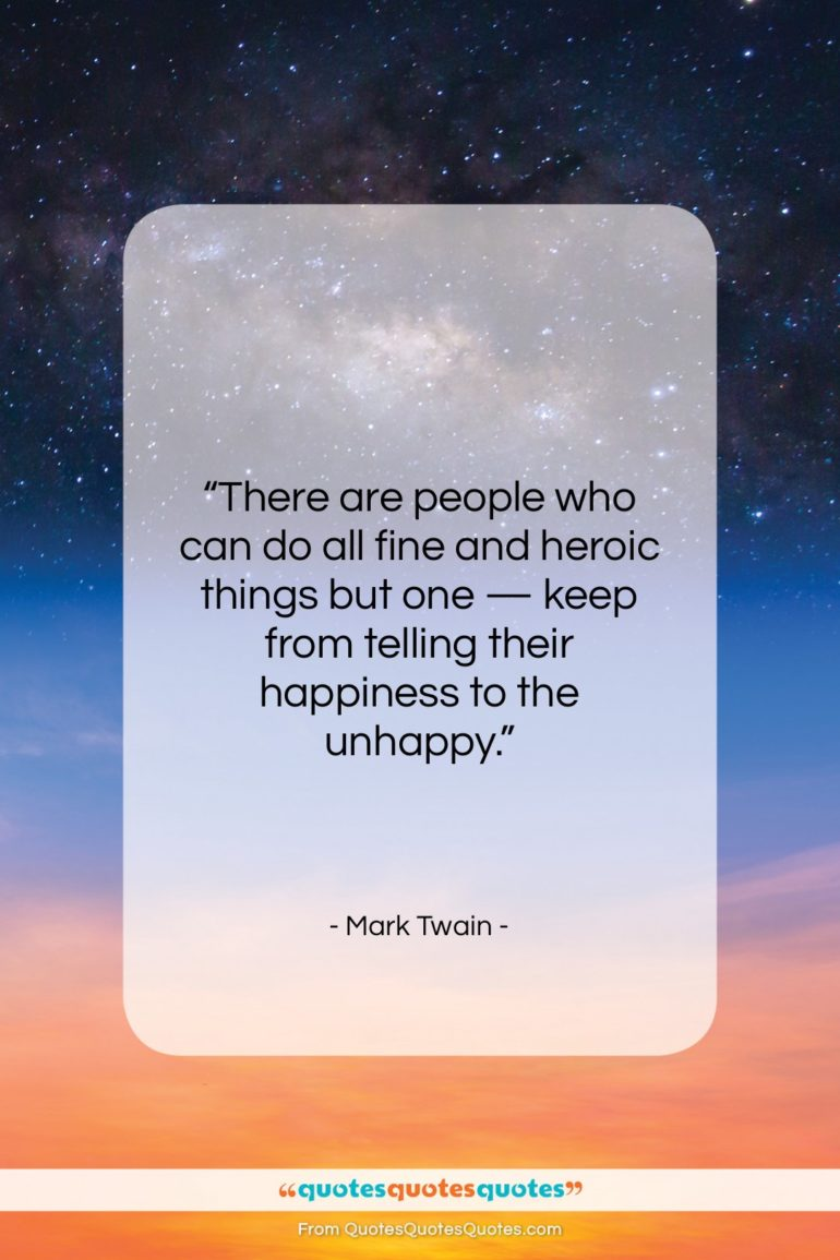 """Mark Twain quote: """"There are people who can do all…""""- at QuotesQuotesQuotes.com"""