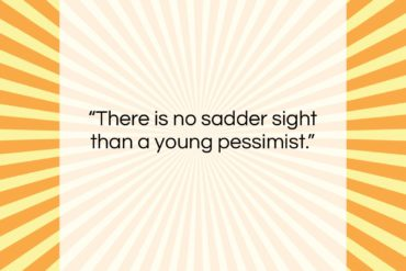 "Mark Twain quote: ""There is no sadder sight than a…""- at QuotesQuotesQuotes.com"