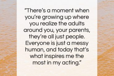 "Timothée Chalamet quote: ""There's a moment when you're growing up…""- at QuotesQuotesQuotes.com"